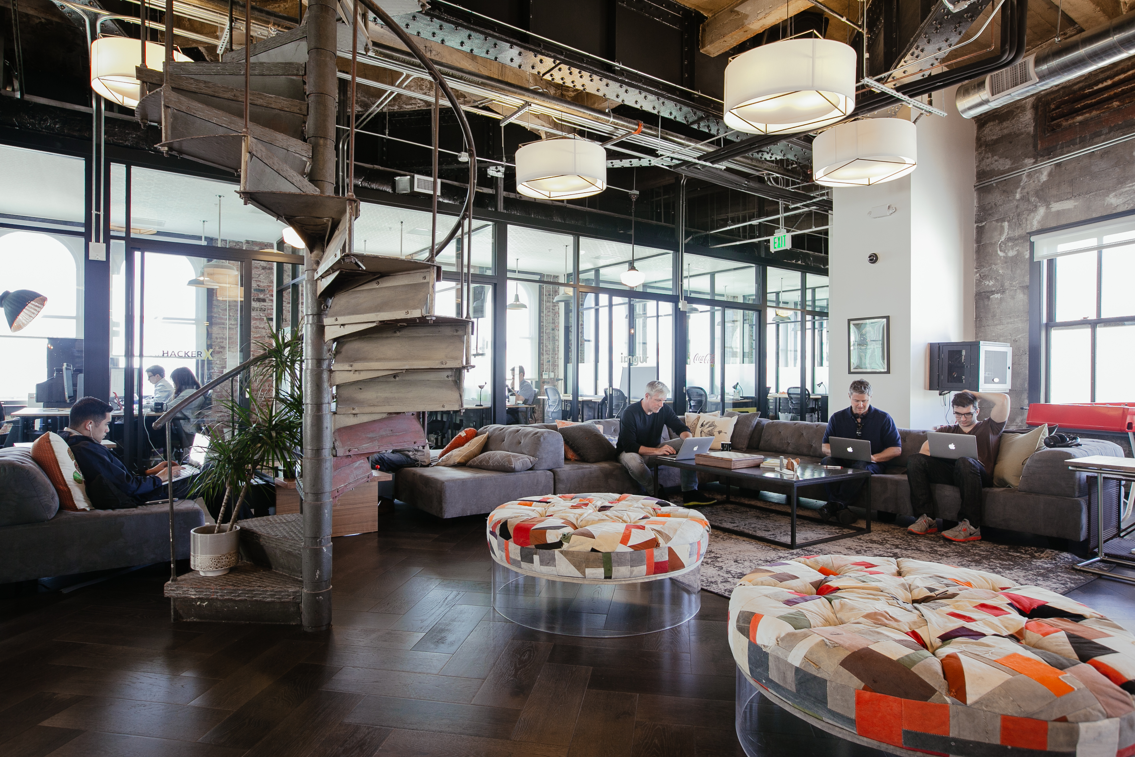 Coworking Office Space San Francisco | WeWork