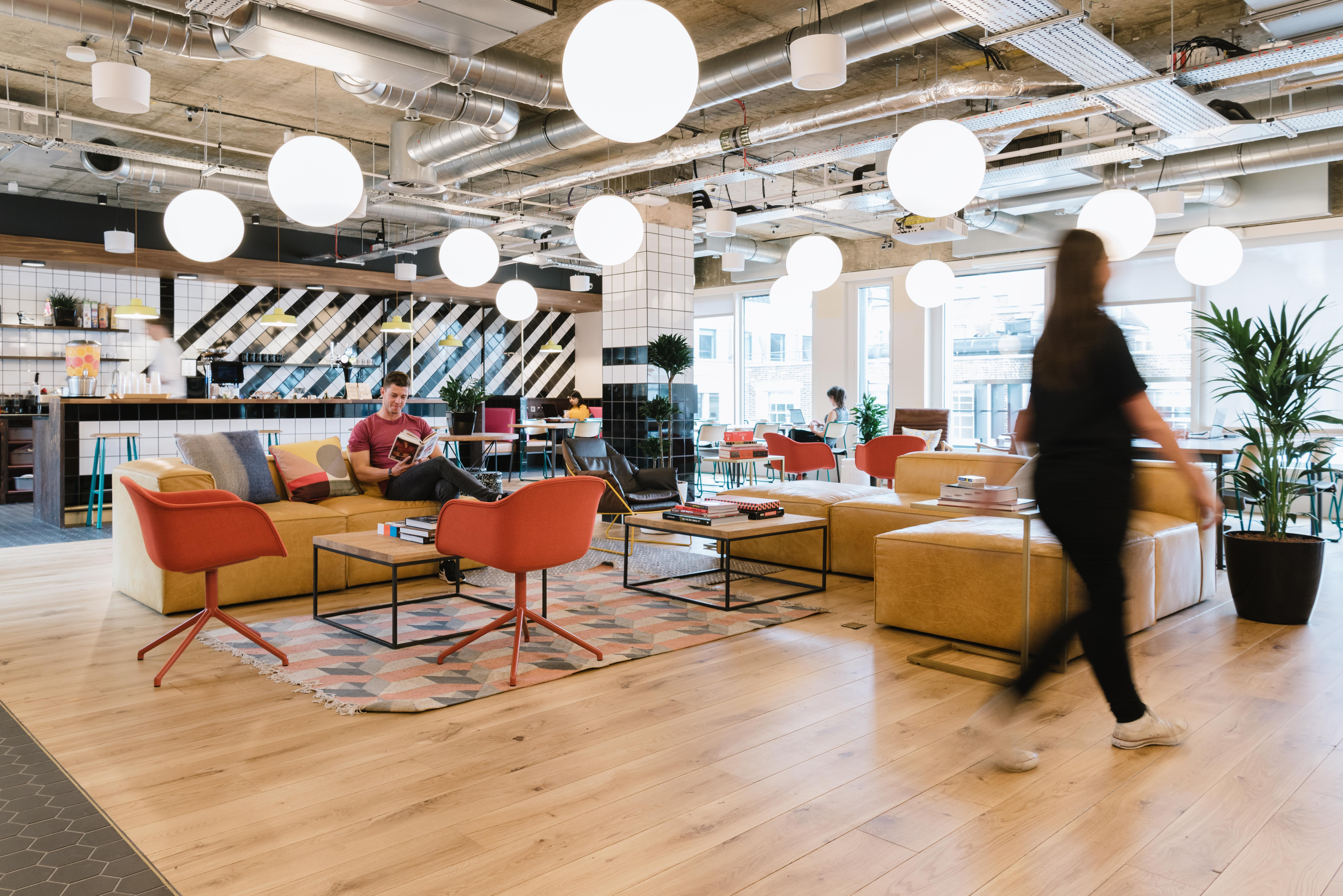 Mansion house office space queen st wework