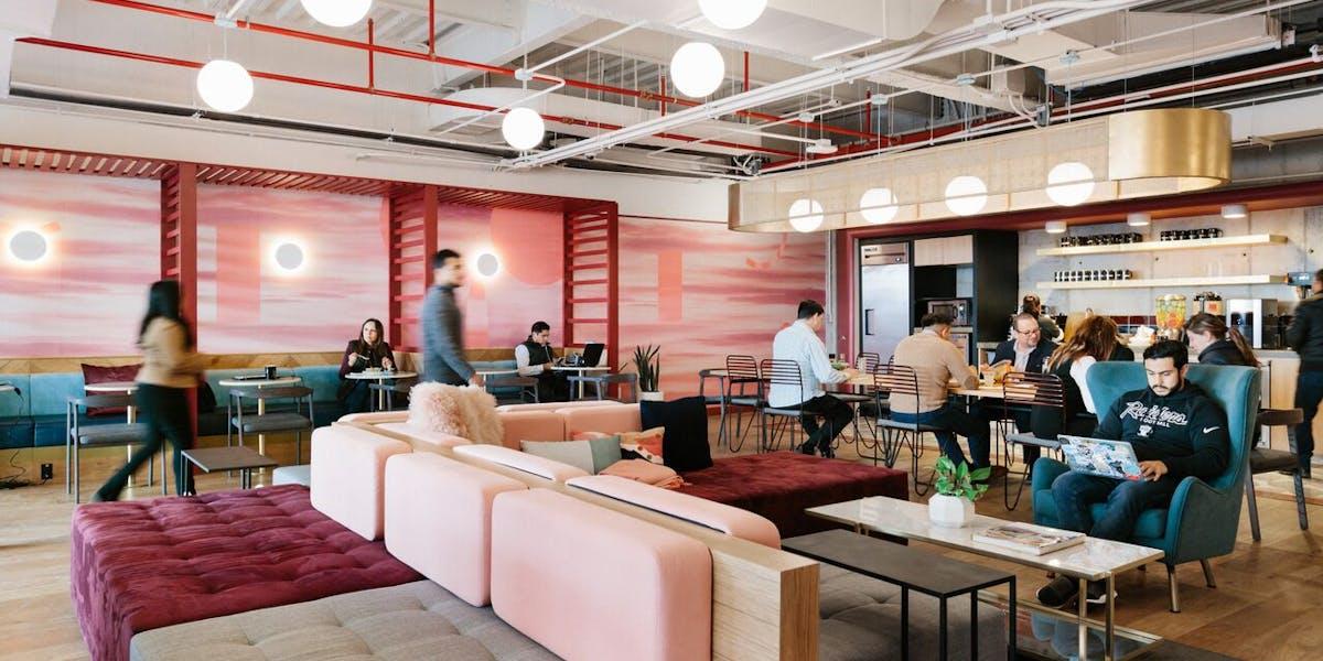 Hongdae Coworking Office Space | WeWork Seoul