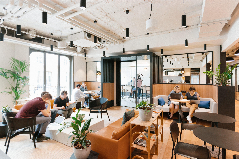 Office Space Saint Philippe Du Roule Wework