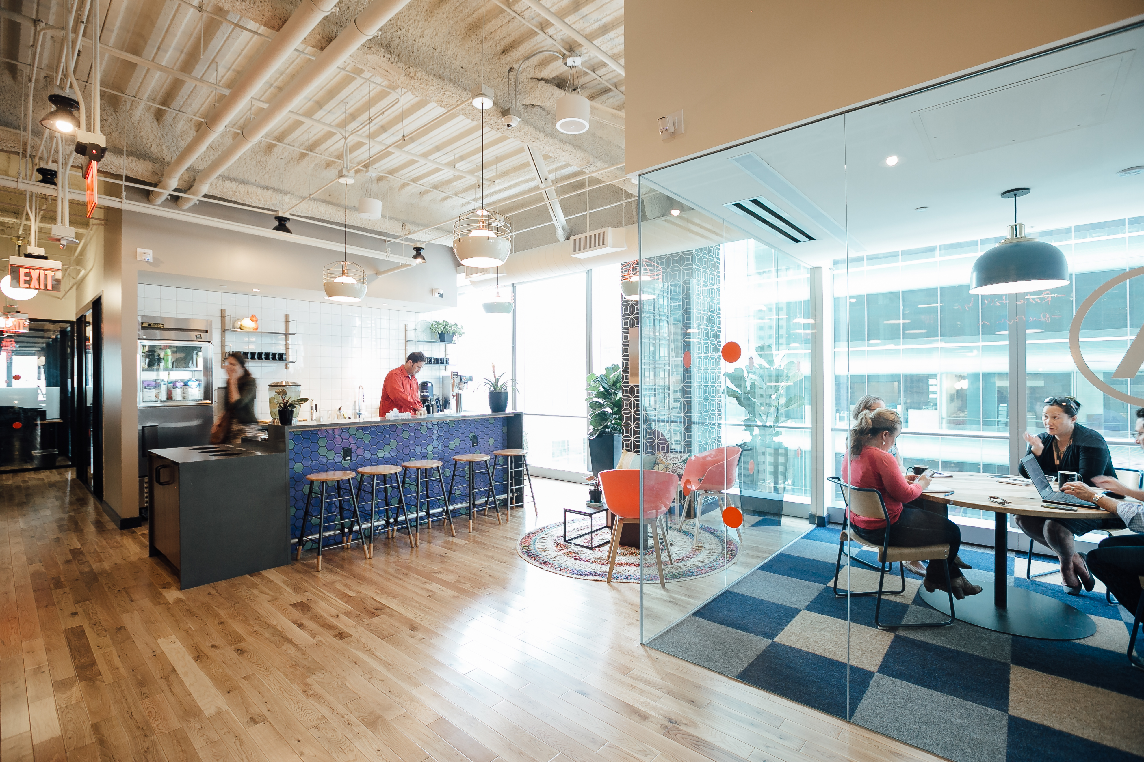 Shared Office on Mission St SF | WeWork