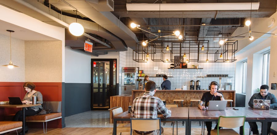Office Space For Rent In New York City Wework