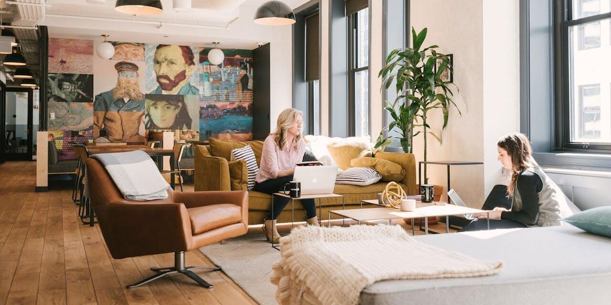 575 Lexington Avenue Coworking Office Space | WeWork New York City