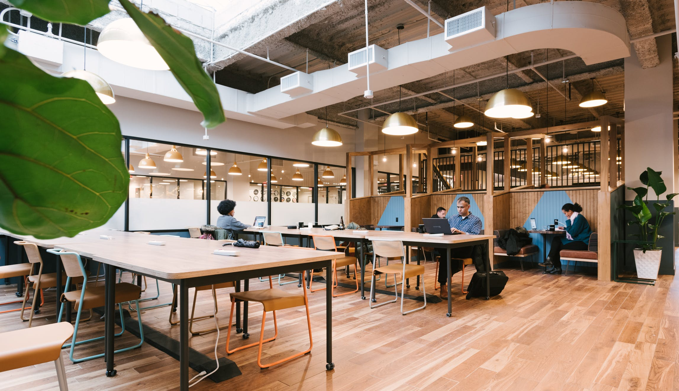 Coworking Space Nyc Wework