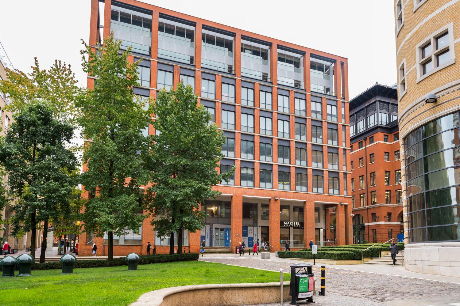 6 Brindley Place Office Space In Westside Birmingham Wework