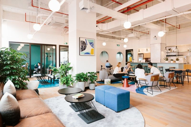 Office space in hong kong Creative Office Lee Garden One Wework Shared Office Spaces In Hong Kong Wework