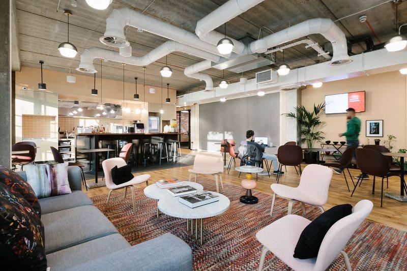 Dublin office space Creative Charlemont Exchange Wework Office Space For Rent In Dublin Wework