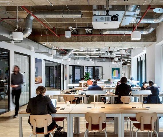 Office Space To Rent Near Liverpool Street Station
