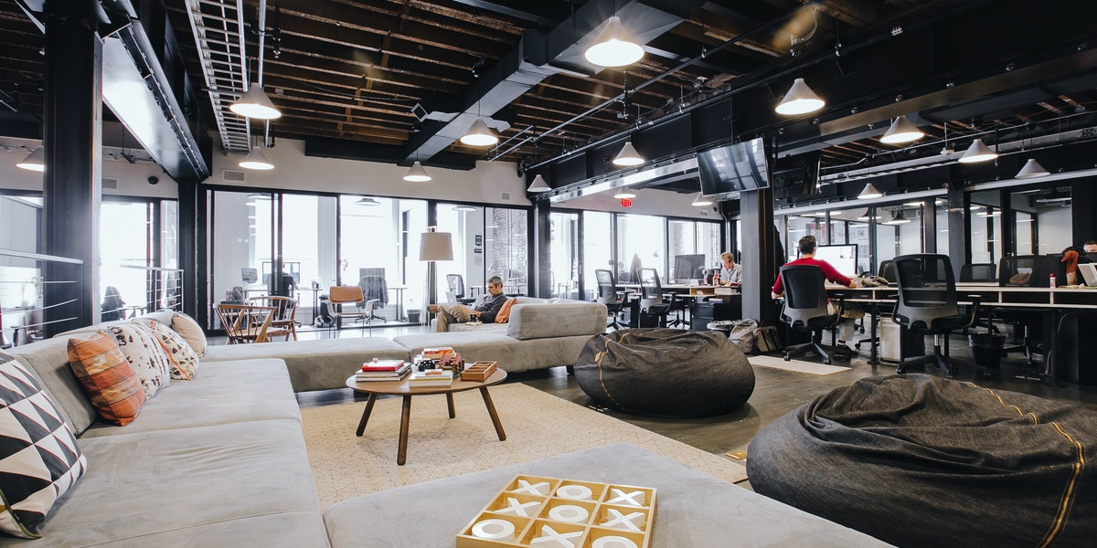 Manhattan Laundry Coworking Office Space Wework