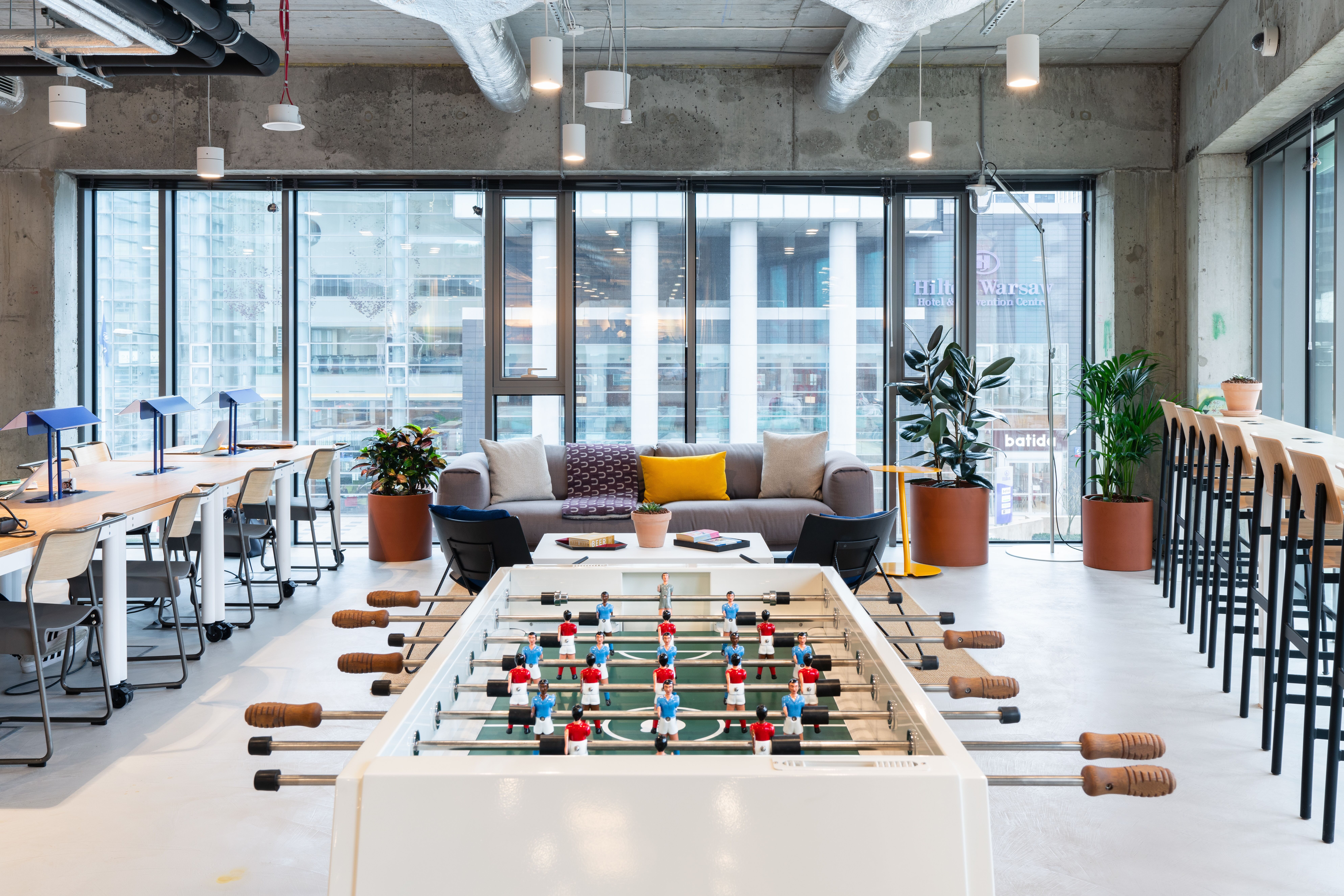 Coworking Office Space On Grzybowska 62 Wework