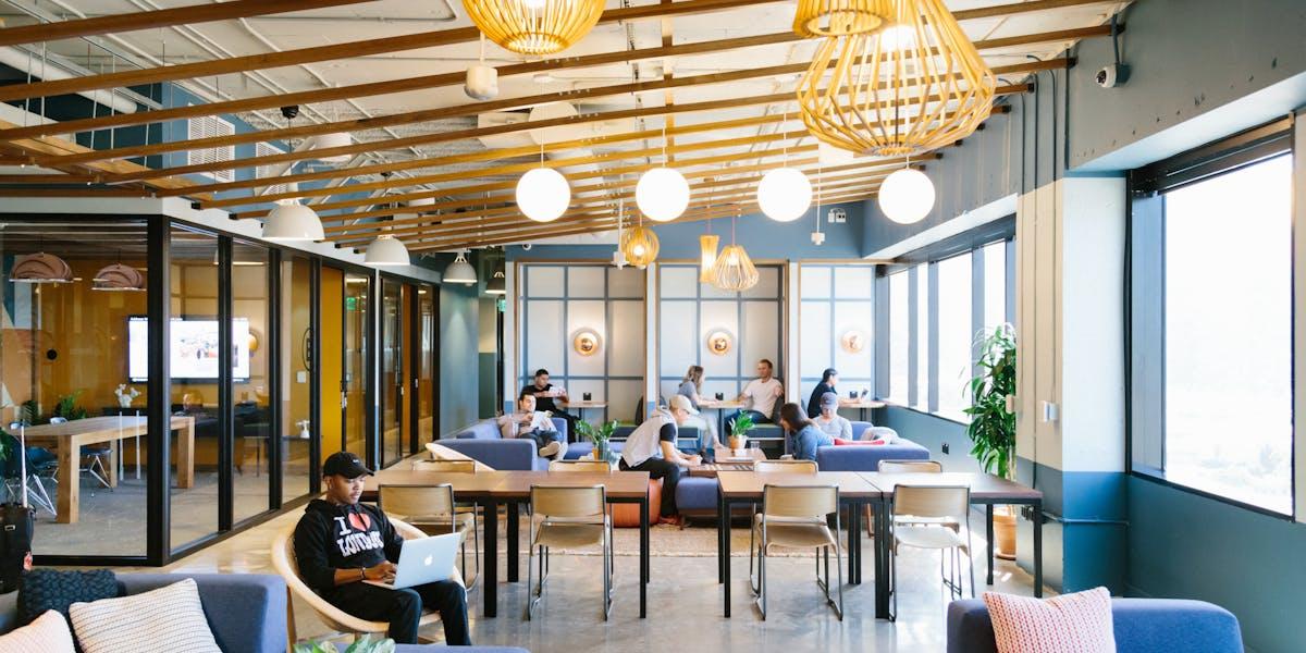 1372 Peachtree St Ne Coworking Office Space Wework Atlanta