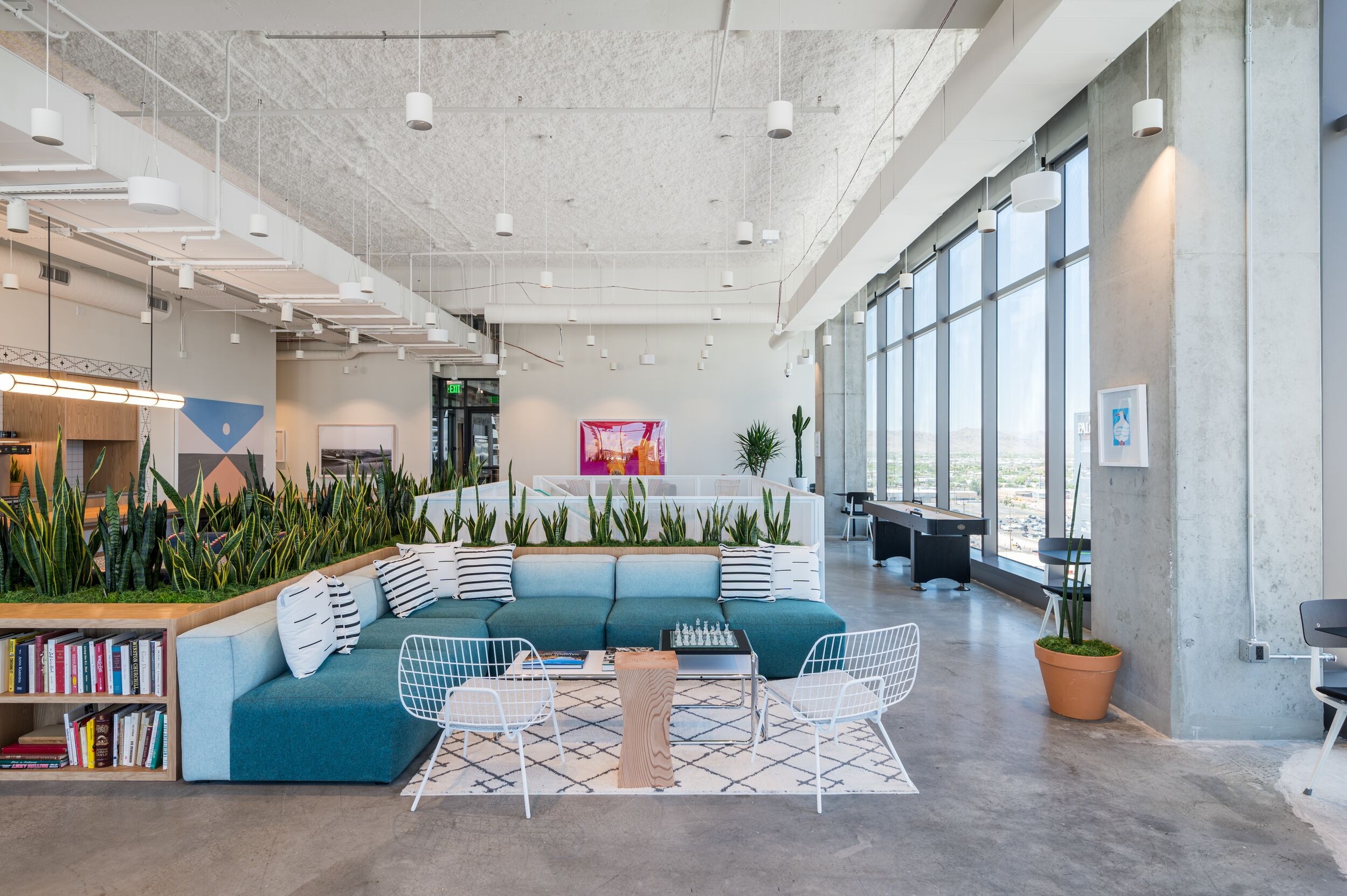Block 23 Office Space In Downtown Phoenix Wework