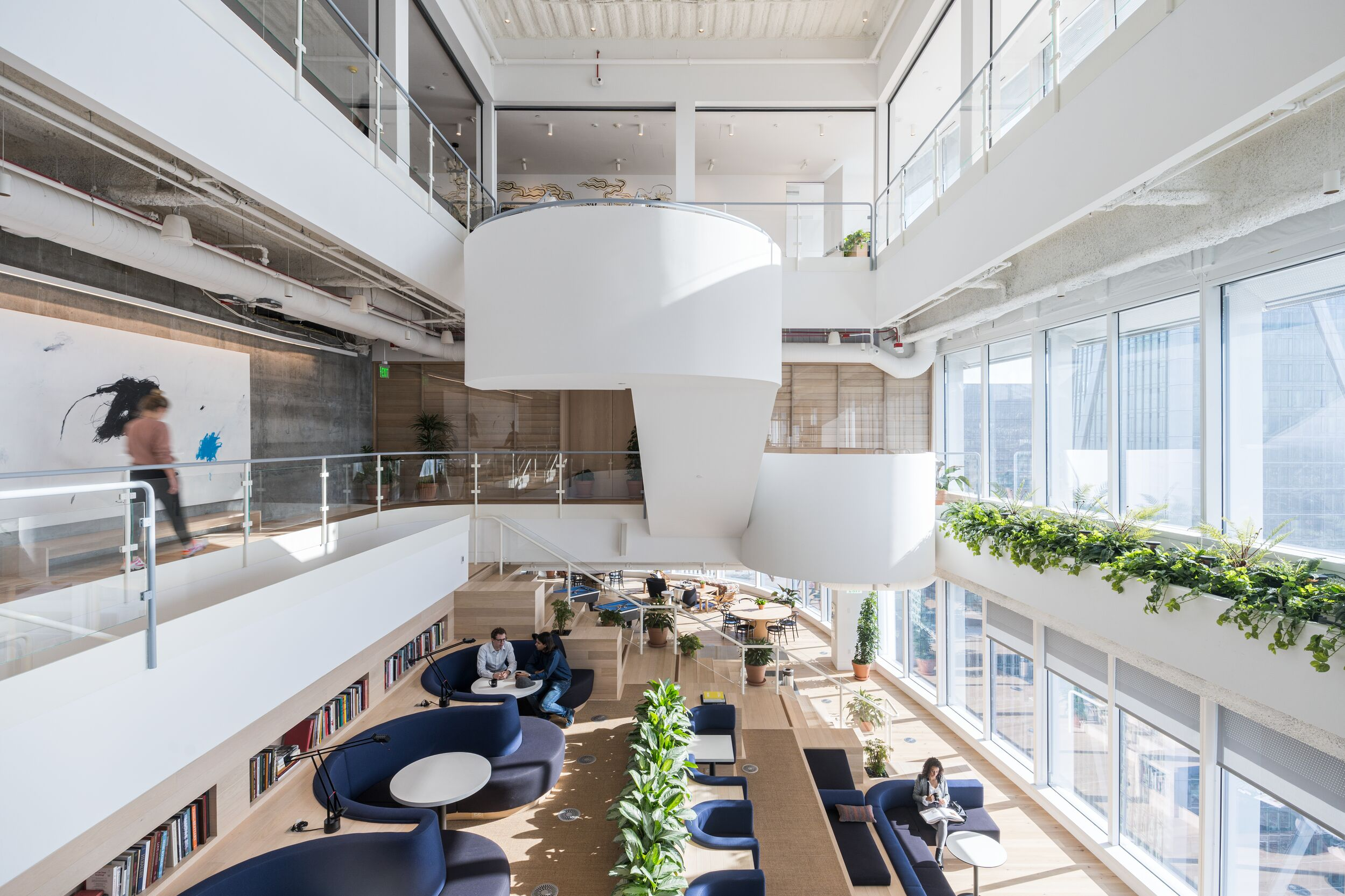 Coworking Shared Space In Bay Area Office Space For Rent Wework