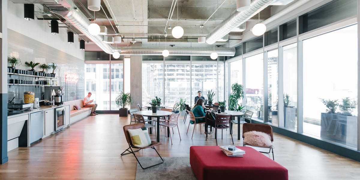 Uptown dallas office space wework