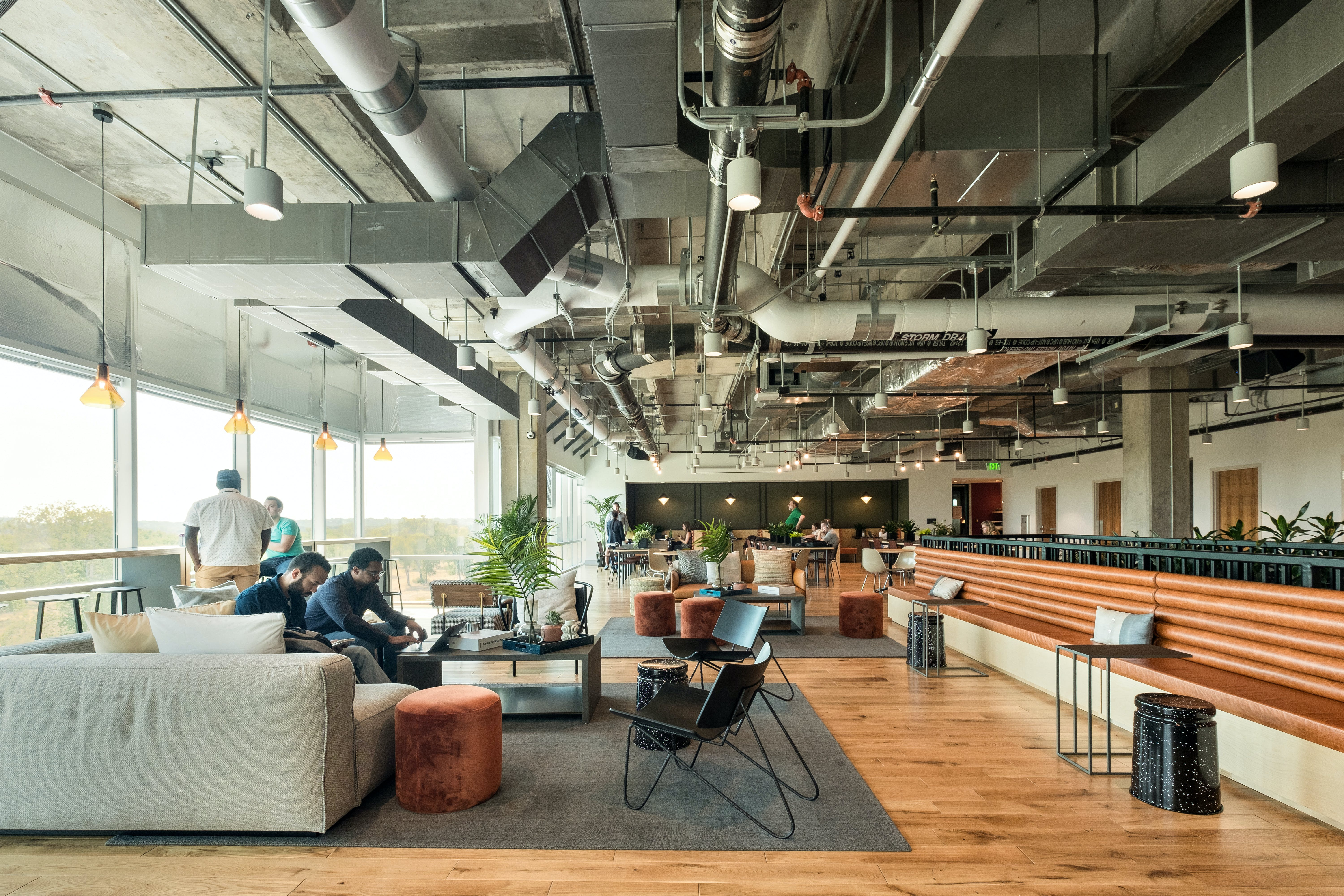 Clearfork Coworking Space Wework