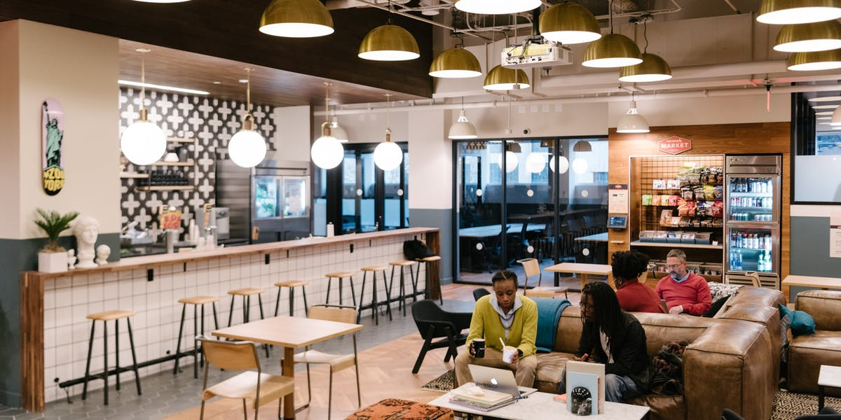 Eloy Gonzalo 27 Coworking Office Space | WeWork Madrid