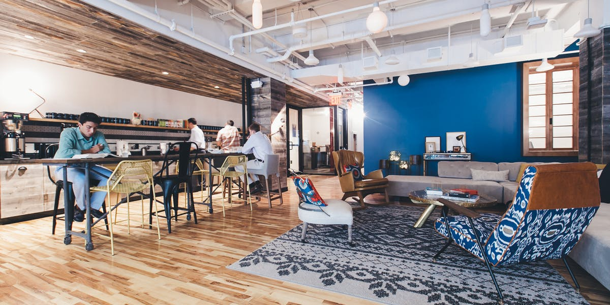 Nomad Coworking Office Space 79 Madison Ave Wework