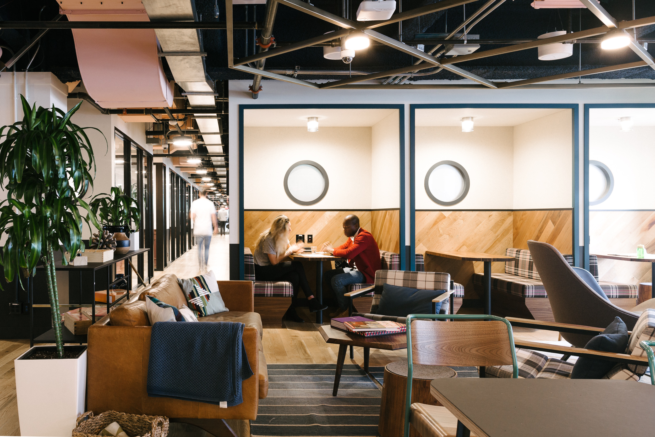 Place ville marie coworking space montreal wework