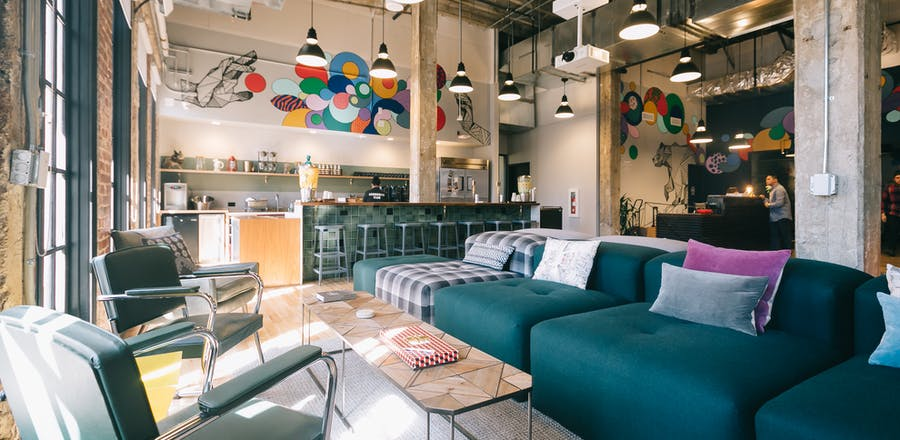 D C Coworking Space Wework