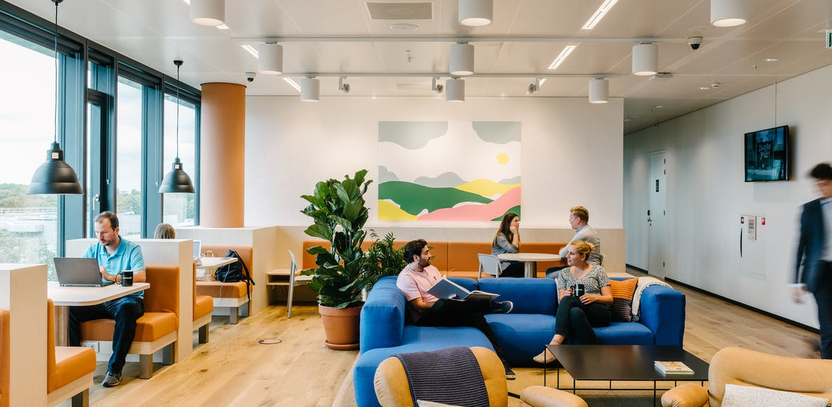 5e55f309703 Coworking Office Spaces in Amsterdam | WeWork
