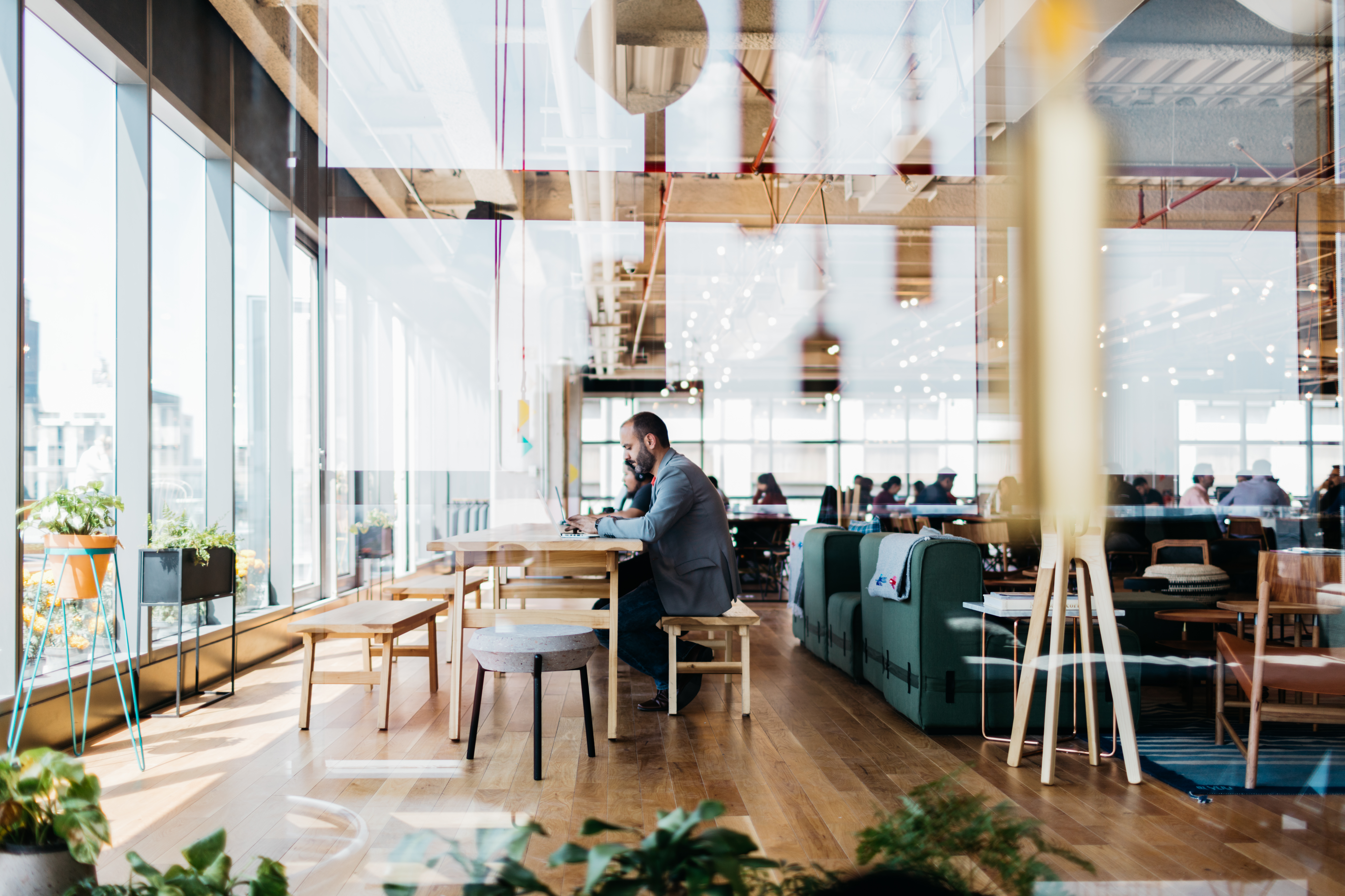 Varsovia 36 Office Space In Mexico City Wework