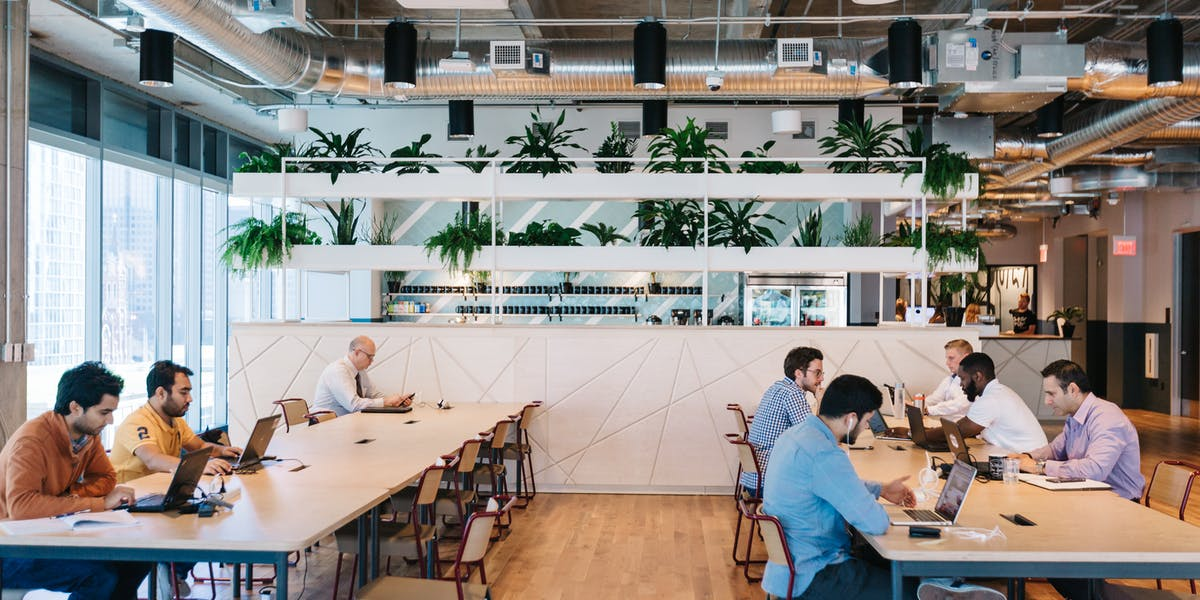 Rooms: Uptown Dallas Office Space