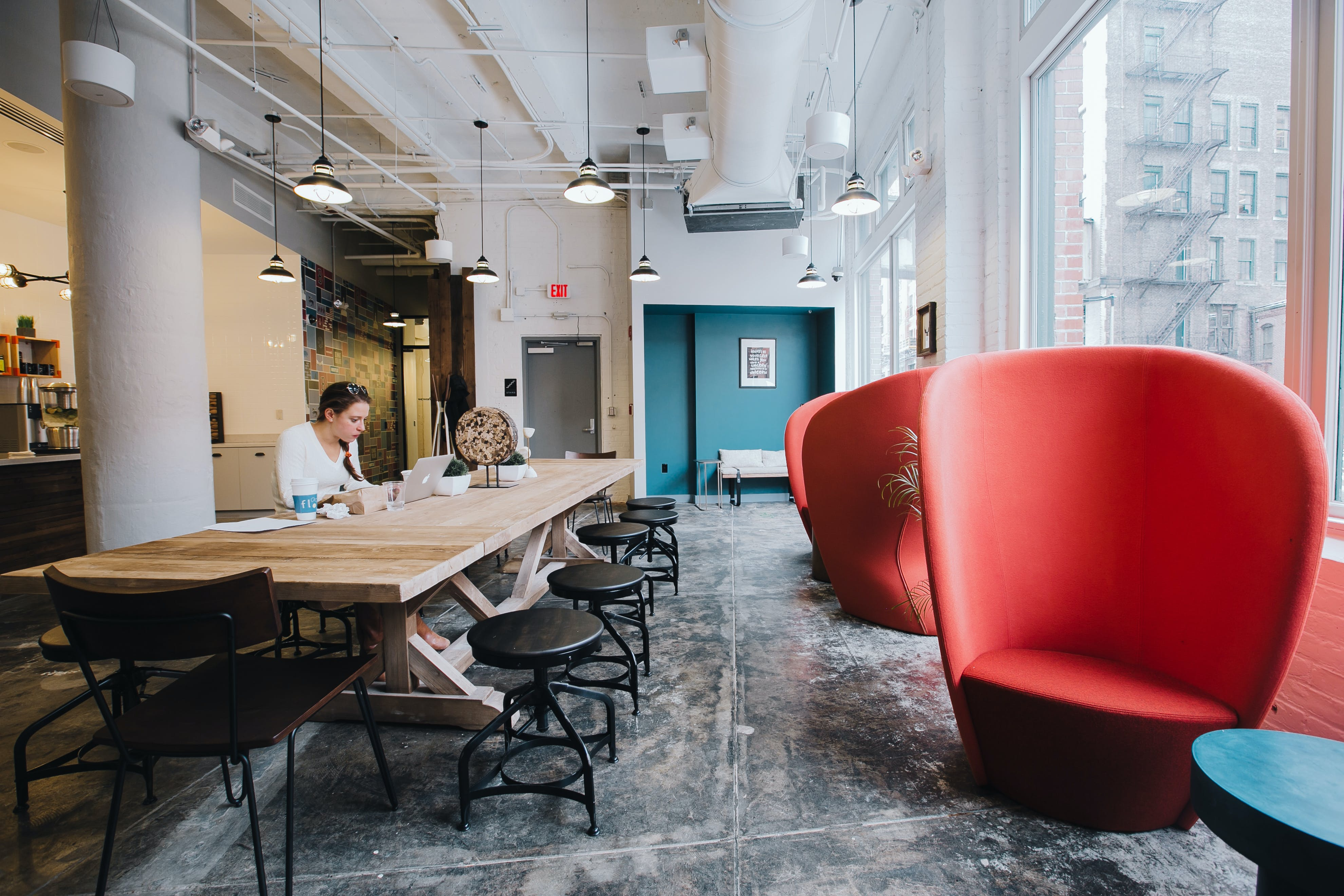 Auto Garage For Rent >> Rent Coworking Space Seaport District Boston | WeWork