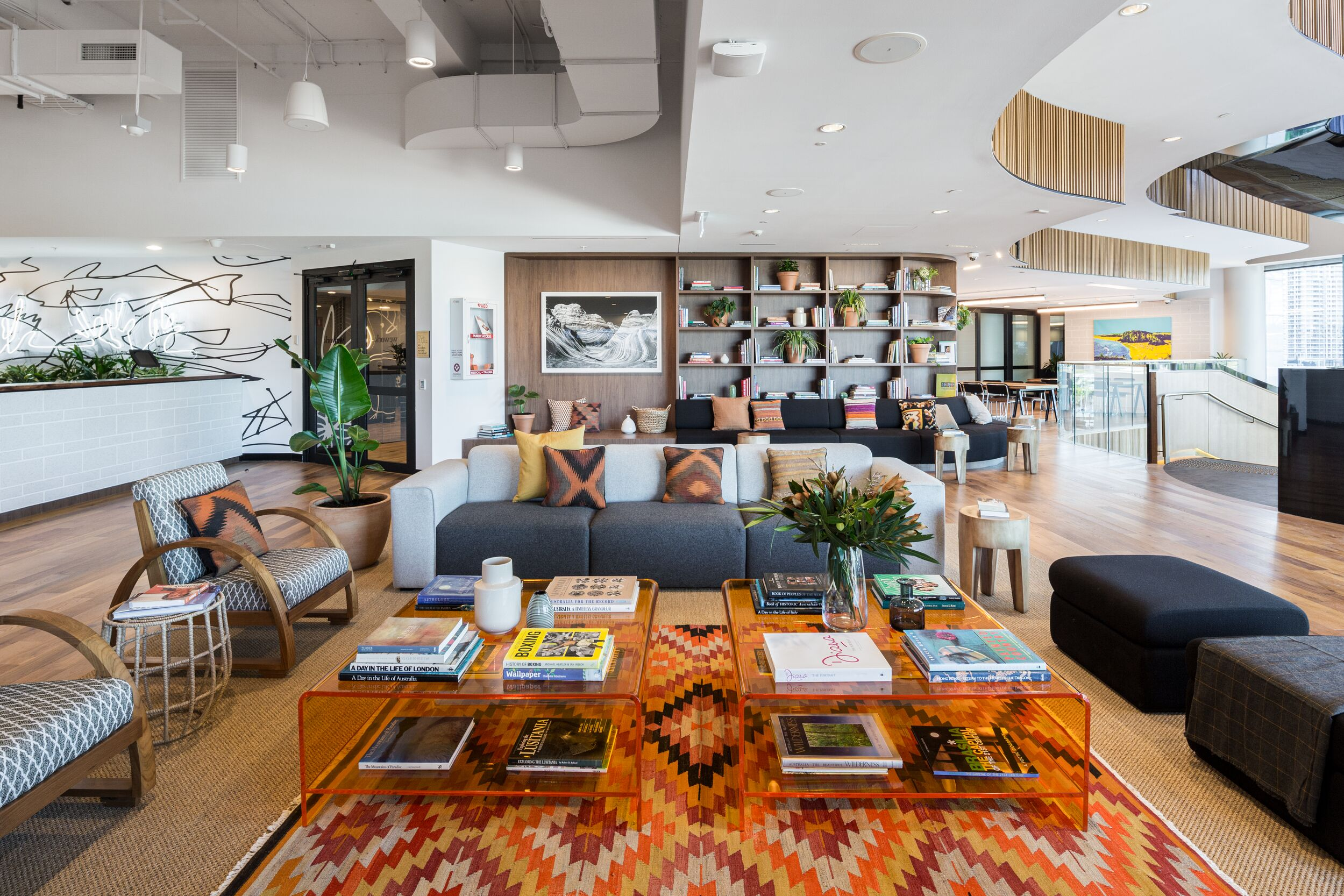 Australia Coworking Office Space Wework