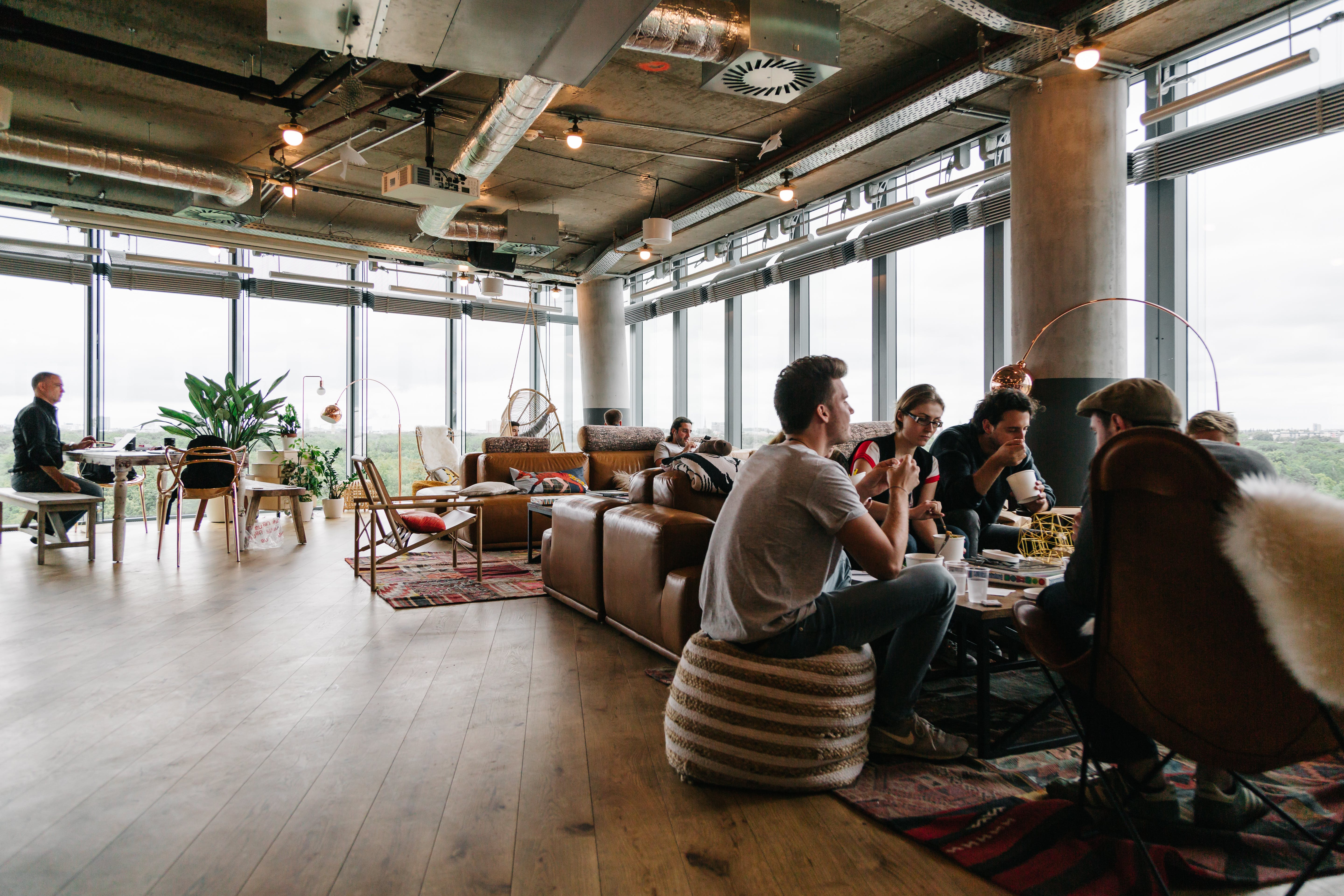 United Auto Group >> Marylebone Coworking Office Space | WeWork