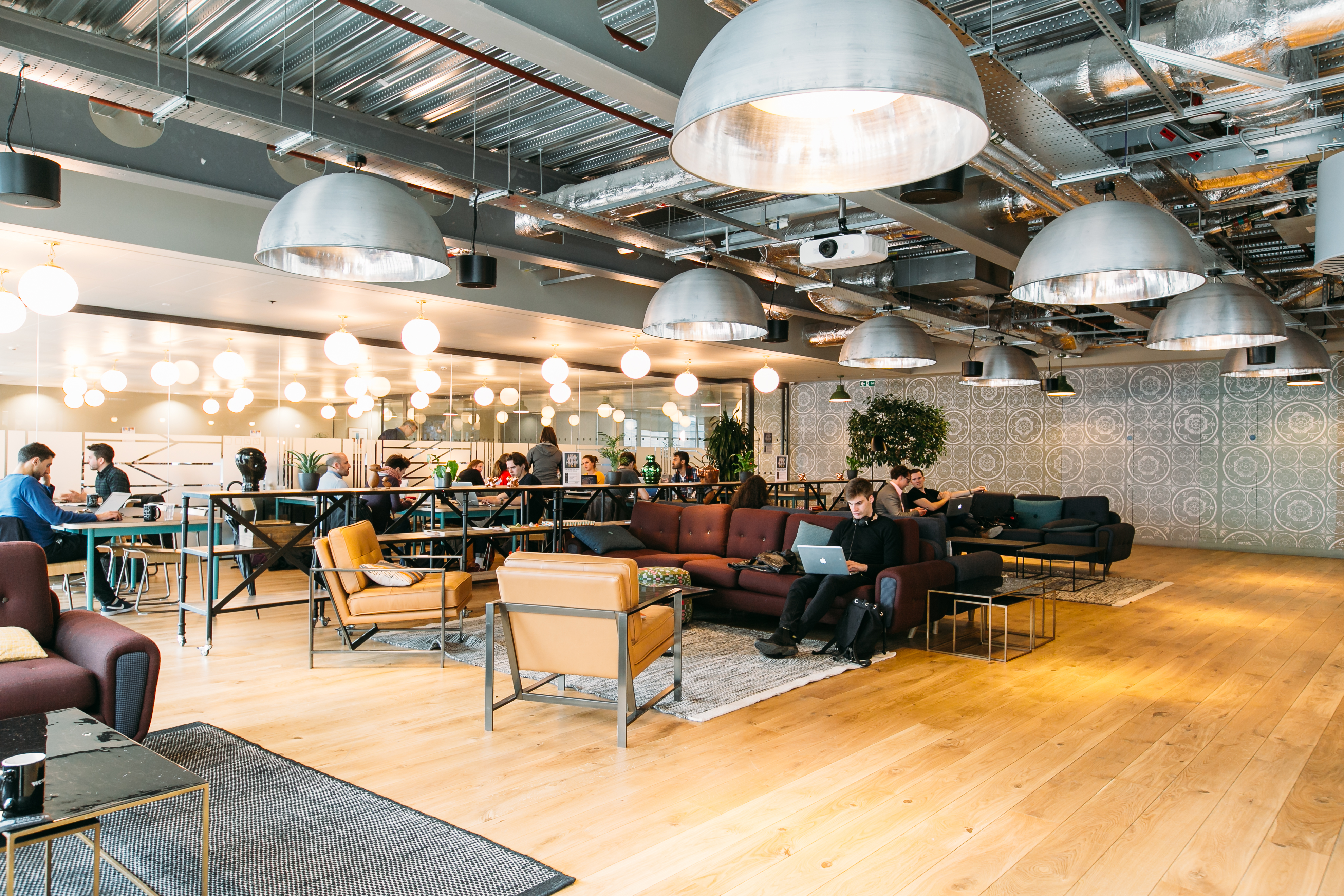 4dcdd6cd1a Coworking Office Aldgate Tower - 2 Leman St