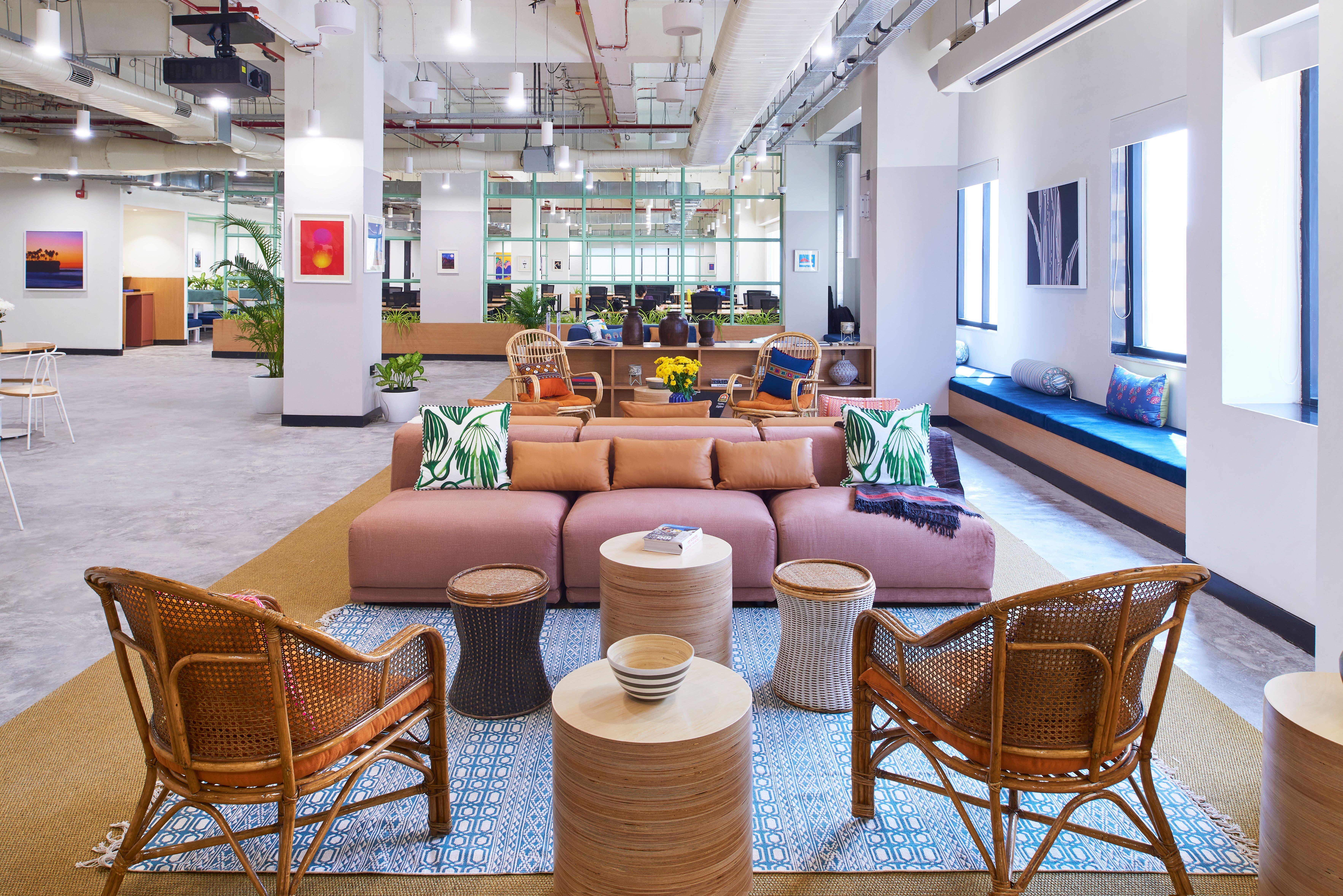 Malad West Office Space For Rent In Mindspace Wework