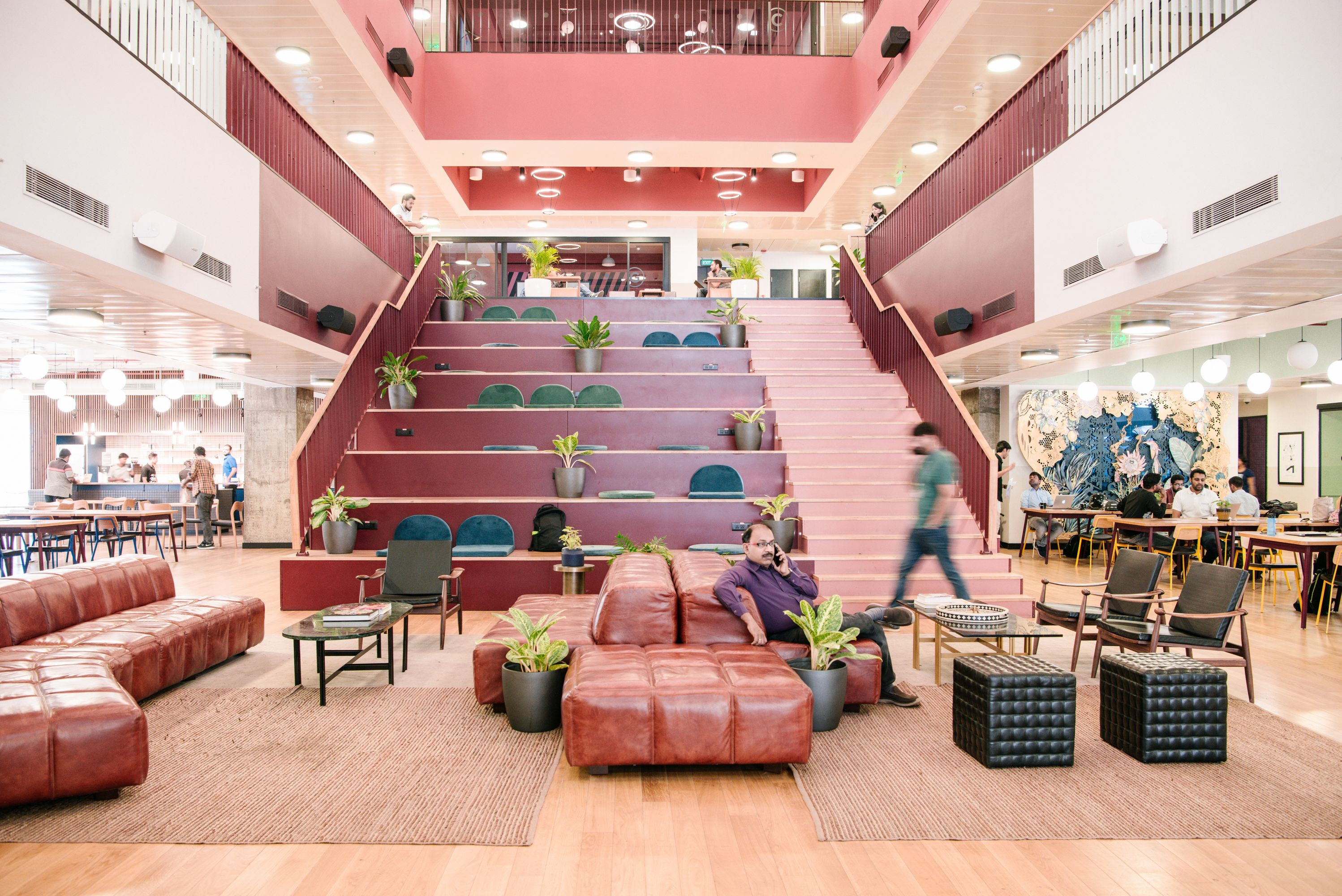 Gurgaon Office Space | WeWork