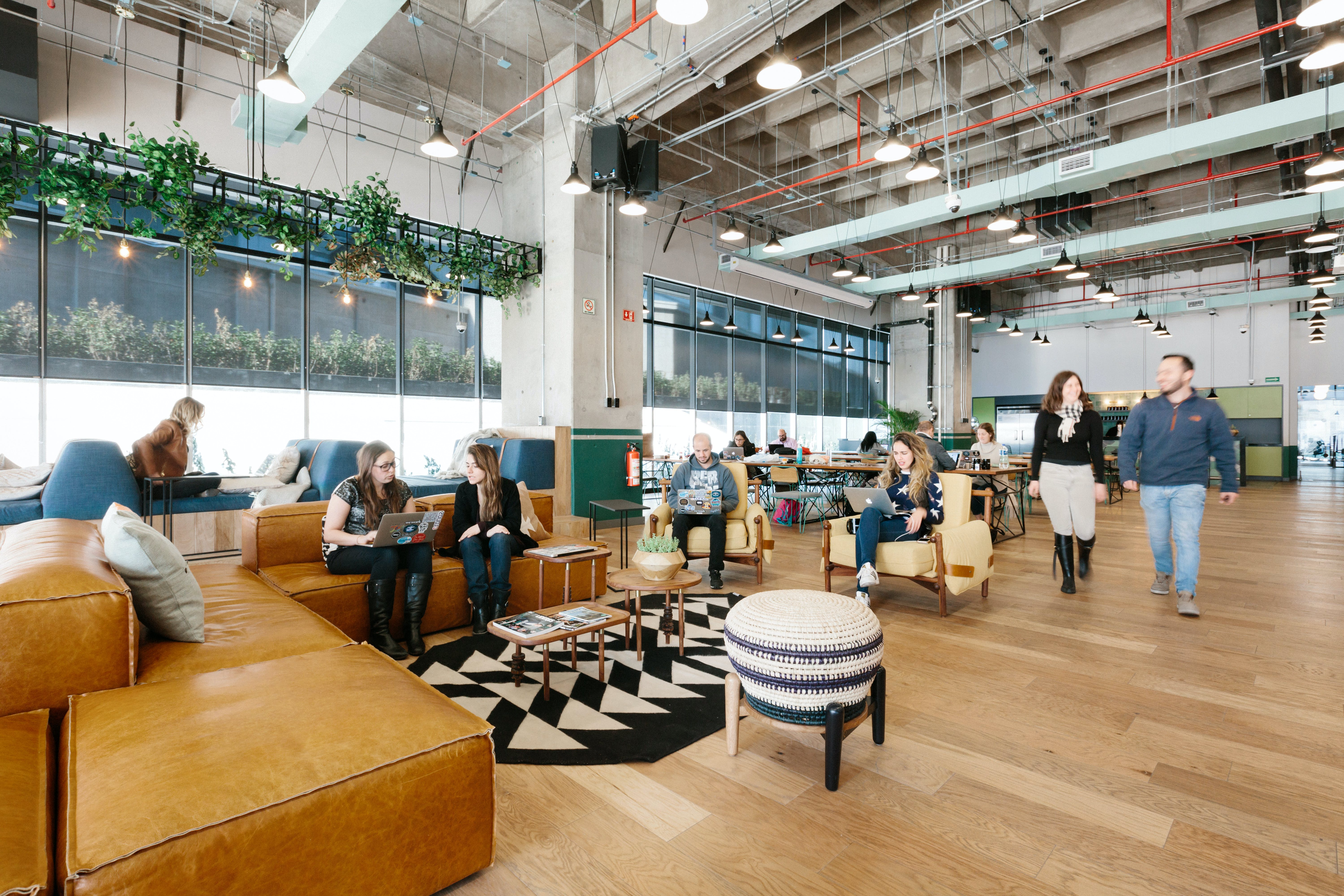 Park Plaza Mexico Office Wework