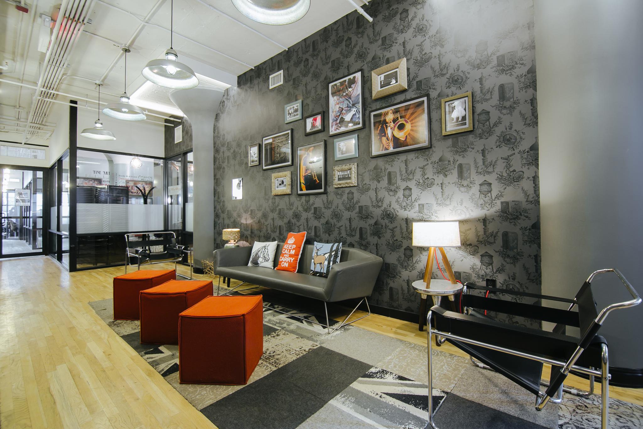 Soho West Office Space 175 Varick St Soho West WeWork