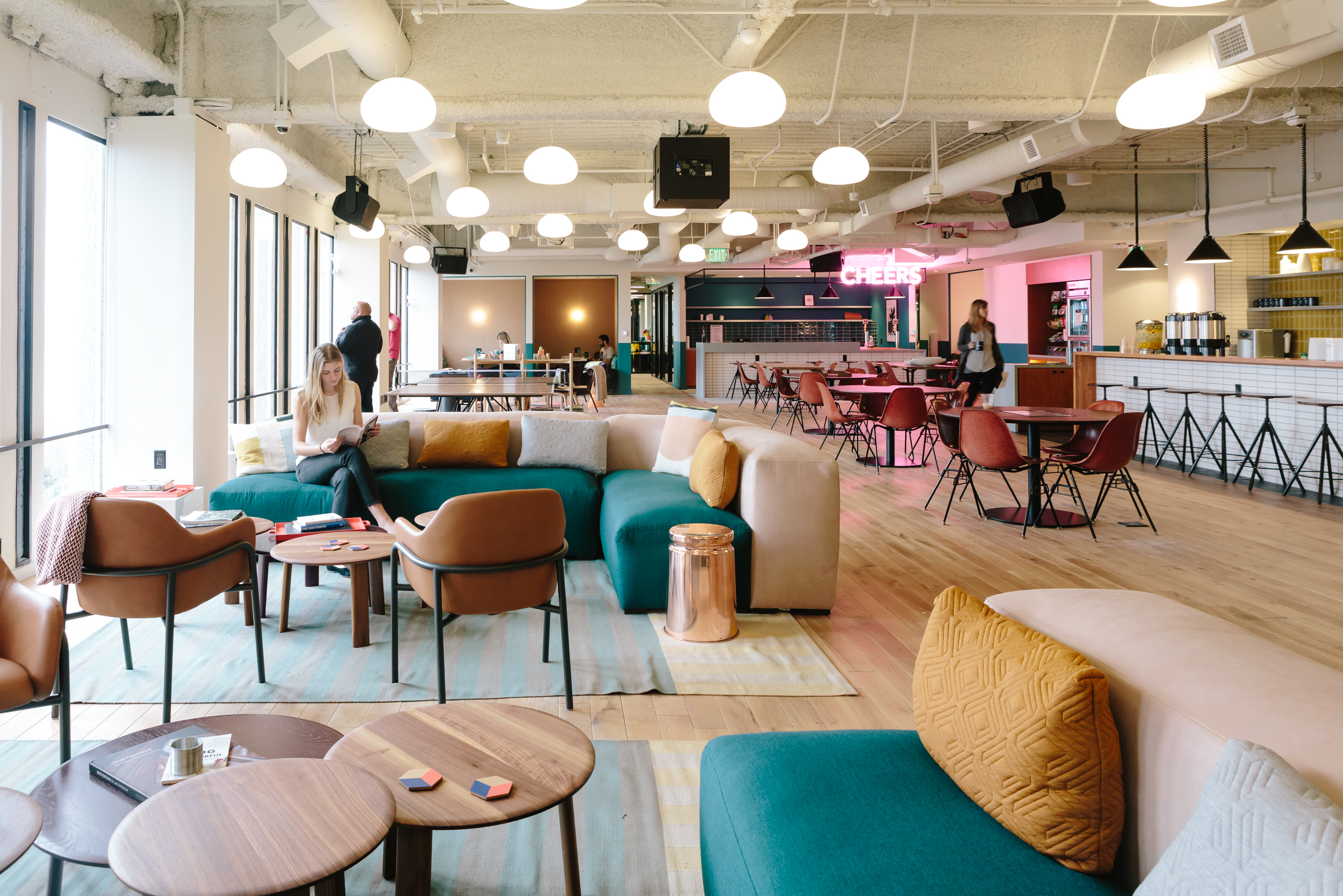 Two Embarcadero Center - Coworking & Private Offices | WeWork