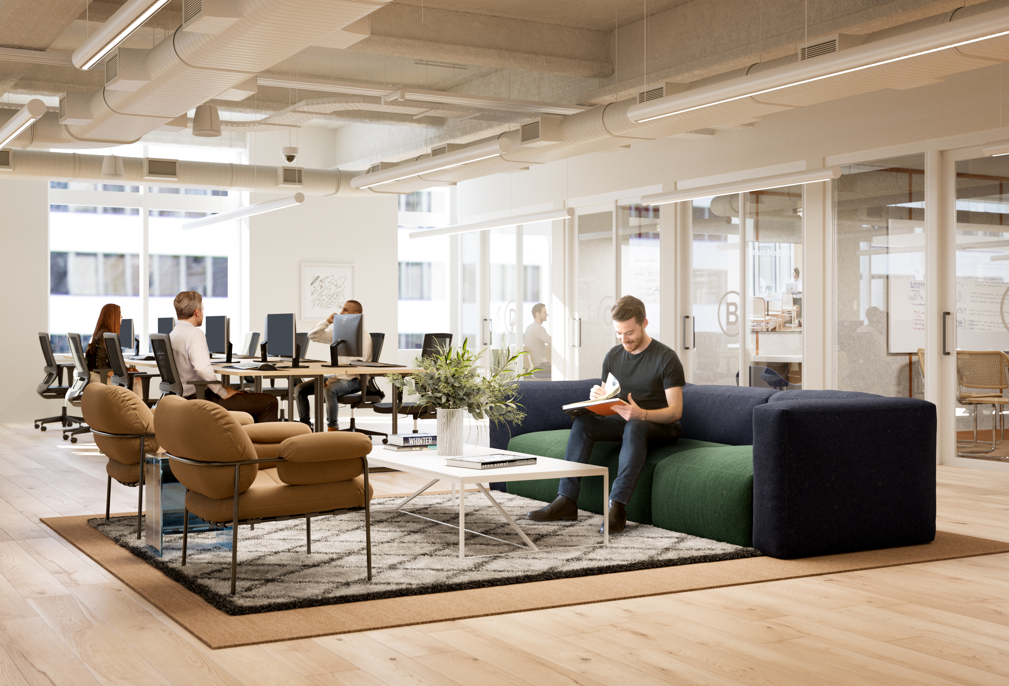Spazio Italiano San Francisco 600 california st - coworking & private offices | wework
