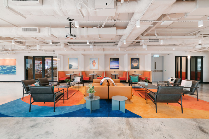 Coworking Office Space Bangalore | WeWork