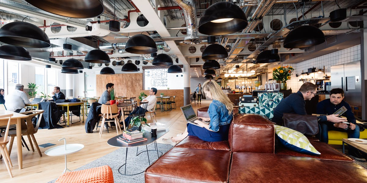 Paddington coworking office space wework london for 2 eastbourne terrace london w2 6lg