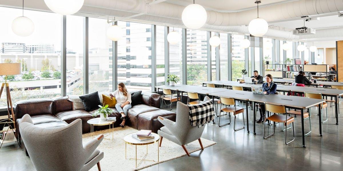 Chaoyang Joy City Coworking Office Space | WeWork Beijing