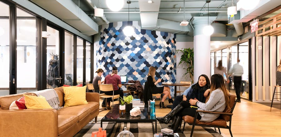 Manhattan Office Space For Rent Wework
