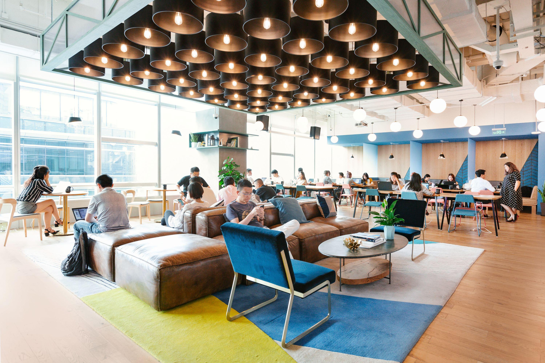 The Boundary - Coworking Space in Midtown Atlanta | WeWork