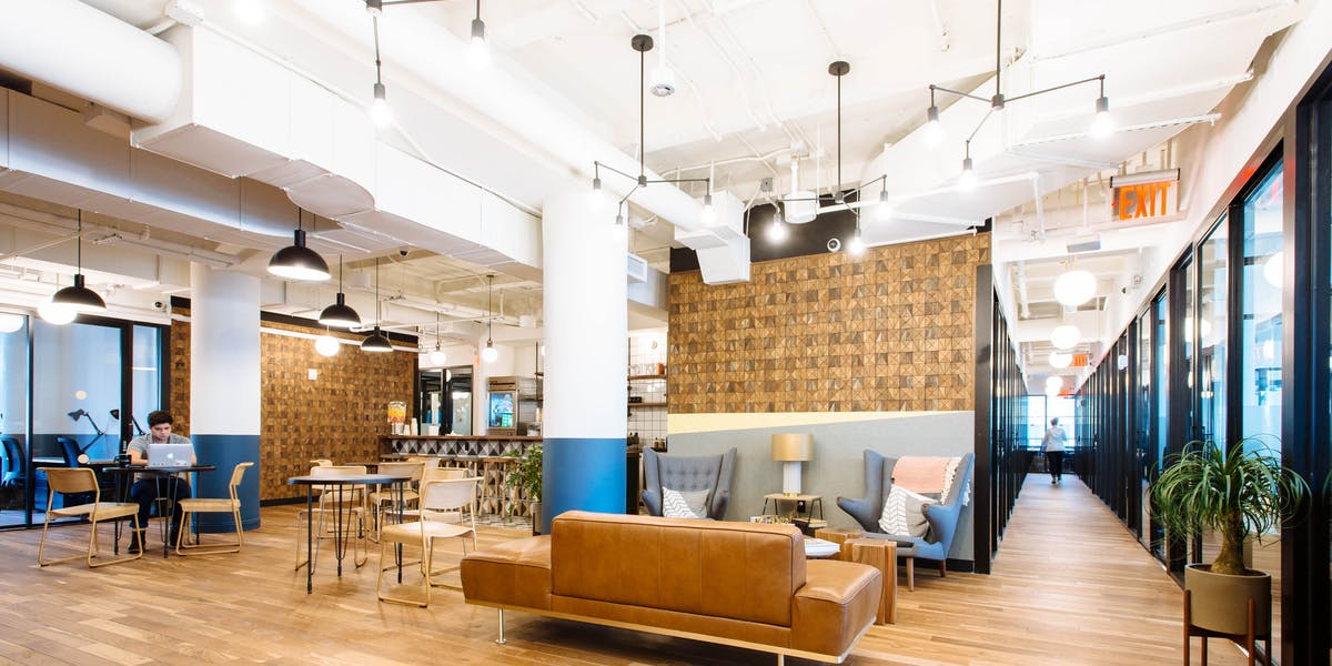 Coworking Office Space - 33 Irving pl Union Square | WeWork